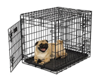 Ultima Pro Double Door Folding Dog Crate Model 724UP - Small in Naperville, Illinois