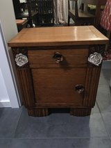 Antique Night Stand in Ramstein, Germany
