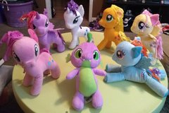 My Little Pony Plush Set in Fort Campbell, Kentucky