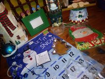 Christmas snowman bundle in The Woodlands, Texas