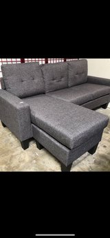 INVENTORY SALE! New urban comfy sofa chaise sectional in Camp Pendleton, California