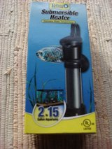 NEW TETRA SUBMERSIBLE AQUARIUM HEATER in Plainfield, Illinois