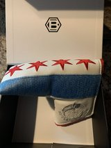 Bettinardi Butler National Chicago Flag Putter Cover in Joliet, Illinois