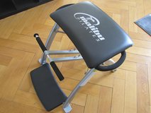 Malibu Pilates Chair and Pilates / Yoga DVDs in Wiesbaden, GE