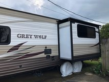 2016 Grey Wolf Travel Trailer in Kingwood, Texas