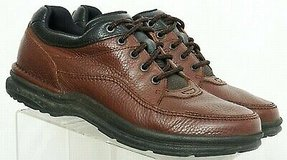 ROCKPORT Walking Shoes Mens Brown 11.5 Medium Excellent in Byron, Georgia