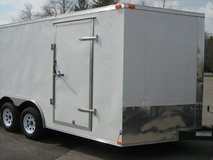 8-1/2' X 16' TA Cargo Trailer in Fort Campbell, Kentucky