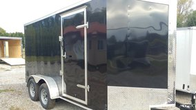 "7' X 14' X 6'6"" Enclosed Trailer in Fort Campbell, Kentucky"