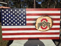 Ohio State Football in Beaufort, South Carolina