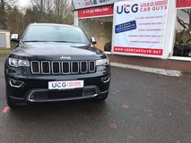 18 Grand Cherokee Limited 4×4 in Spangdahlem, Germany