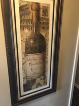 Pinot Grigio framed print in Fort Campbell, Kentucky