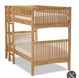 Bunk bed set can be loft in Plainfield, Illinois