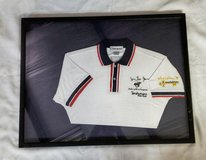 Tommy Lee Jones Autographed Polo Shirt in Alamogordo, New Mexico