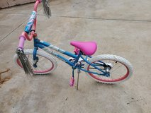 Girls Bike in Camp Pendleton, California