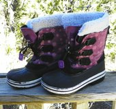 NICE Girl's SNOW BOOTS ~ Sz 12 ~ Insulated, Magellan in Alamogordo, New Mexico