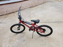 Boys Bike in Camp Pendleton, California