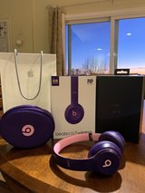 BEATS SOLO3 WIRELESS HEADPHONES-USED BUT IN BOX! in Sandwich, Illinois