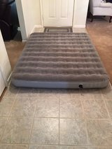 Air Mattress Coleman Brand Queen Size in Kingwood, Texas