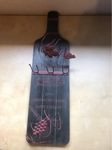 Hanging wine holder in Ramstein, Germany