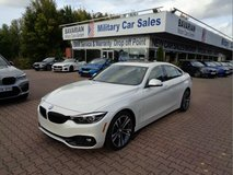 2020 BMW 430i Gran Coupe Brand New in Ramstein, Germany