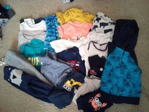 19 little boys clothes 18 months in Camp Lejeune, North Carolina