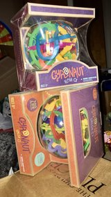 New Gyronaut Alpha and Omega Puzzle Balls in Rolla, Missouri