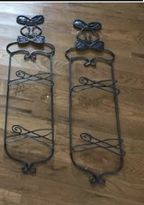 2 Chef Wrought iron  plate wall decor in Fort Campbell, Kentucky