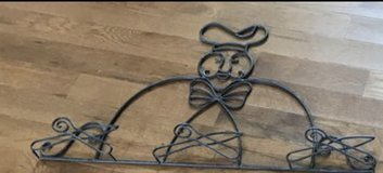 Chef metal plate rack 35$ in Clarksville, Tennessee