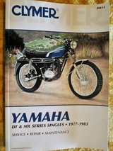 1979 2 Stroke Yamaha 100cc. in 29 Palms, California