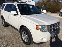2011 Ford Escape Limited 4x4 in Fort Leonard Wood, Missouri
