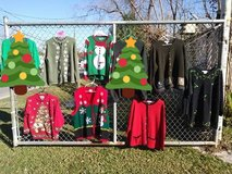 Christmas Wear in Spring, Texas