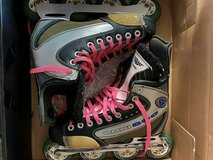 Tour Omni 800 Inline Roller Hockey Skates adult size 7 in Warner Robins, Georgia