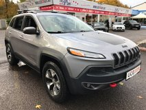 2015 Jeep Cherokee Trailhawk 4×4 in Wiesbaden, GE