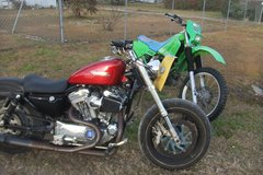 1999 Sportster 1200 CUSTOM Buell Front end in Camp Lejeune, North Carolina