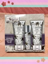 """**REALTREE American Trail Body Set a Wonderful Gift for a Lady"" in Okinawa, Japan"