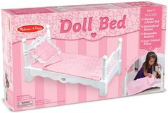Wooden Doll Bed (Holiday Special!) in Fort Bragg, North Carolina