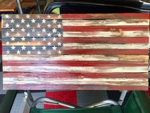 Antique American Heritage Flag in Beaufort, South Carolina