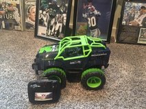 SEATTLE SEAHAWKS NFL Remote Control Monster Truck *** NEW in Tacoma, Washington