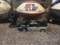 SEATTLE SEAHAWKS NFL Remote Controlled Touchdown Racer *** NEW in Tacoma, Washington