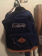 SEATTLE SEAHAWKS Northwest Co. 3 Compartment Backpack *** NEW in Tacoma, Washington