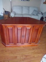 Cherry Tv console in Orland Park, Illinois