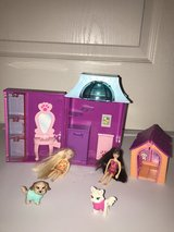Polly Pocket Primp'n Pets Playset in Yorkville, Illinois