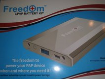 Cpap battery.  Never been open in Kingwood, Texas