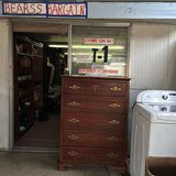 Tall Chest Of Drawers Dresser in Fort Polk, Louisiana