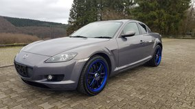 2005 Mazda RX-8 Rotary 6-speed manual *Collectors Condition* in Ramstein, Germany