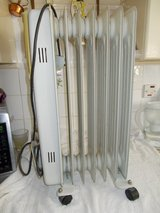 Large Oil Filled Heater in Lakenheath, UK