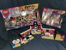 Lego Friends Pop Star Dressing Room - - COMPLETE with Box & Manual and all pieces. in Orland Park, Illinois