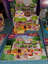 Lego Friends Heartlake Juice Bar (41035) - COMPLETE with Box & Manual and all pieces. in Orland Park, Illinois