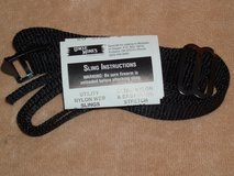 "Uncle Mikes 1"" black Nylon sling in Naperville, Illinois"