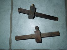 Antique wood working tools         (  Antique Scribe Tools ) in Orland Park, Illinois